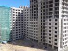 Ход строительства дома 60/2 в ЖК Москва Град - фото 49, Август 2018