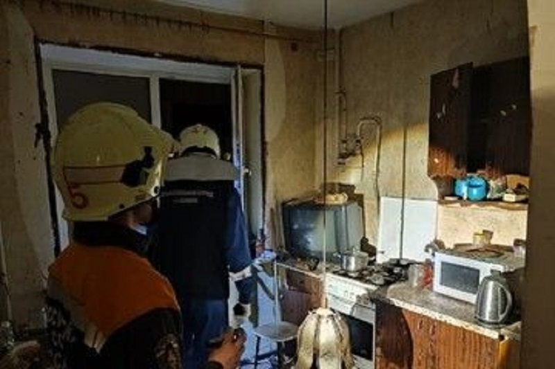 В Самаре взорвался раз в жилом доме на улице Дыбенко