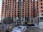 Ход строительства дома № 1 в ЖК Ренессанс - фото 28, Апрель 2020