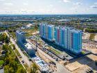 Ход строительства дома № 10 в ЖК Корабли - фото 15, Октябрь 2019