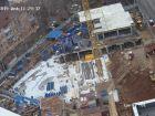 Ход строительства дома № 6 в ЖК Дом с террасами - фото 45, Ноябрь 2019