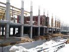 Ход строительства дома № 1 в ЖК Лайм - фото 100, Январь 2019