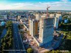 Ход строительства дома № 7 в ЖК Планетарий - фото 12, Август 2018