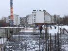 ЖК Университетский - ход строительства, фото 65, Январь 2021