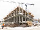 Комплекс апартаментов KM TOWER PLAZA (КМ ТАУЭР ПЛАЗА) - ход строительства, фото 119, Февраль 2020