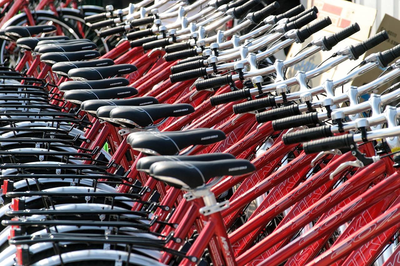 В Самаре появятся десять станций велопроката и большой велотрек