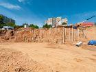 Ход строительства дома № 8-1 в ЖК КМ Тимирязевский - фото 1, Июль 2021