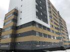 Ход строительства дома № 3А в ЖК Подкова на Гагарина - фото 10, Январь 2020