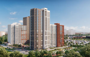 Выгода до 1 000 000 руб. при покупке квартиры в микрорайоне «Амград»