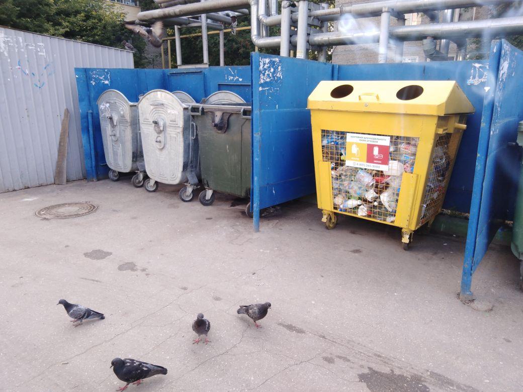 Воронежский губернатор объявил старт проекта по раздельному сбору мусора