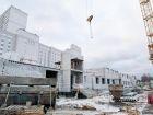 Ход строительства дома 63 в ЖК Москва Град - фото 25, Январь 2020