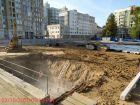 ЖК Континенталь - ход строительства, фото 12, Октябрь 2020