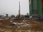 Ход строительства дома № 8 в ЖК Красная поляна - фото 168, Октябрь 2015