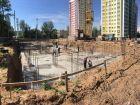 Ход строительства дома № 4 в ЖК Маленькая страна - фото 1, Июль 2020
