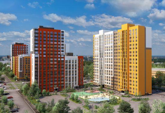 Дом № 11 в ЖК Новая Кузнечиха