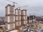 Ход строительства дома Литер 1 в ЖК Звезда Столицы - фото 30, Декабрь 2019