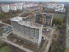ЖК Открытие - ход строительства, фото 22, Ноябрь 2020