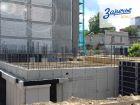 Ход строительства дома № 7 в ЖК Заречье - фото 15, Июнь 2020