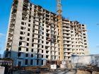 Ход строительства дома № 1 в ЖК Книги - фото 10, Апрель 2021