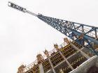 Комплекс апартаментов KM TOWER PLAZA (КМ ТАУЭР ПЛАЗА) - ход строительства, фото 113, Февраль 2020