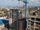 ЖК Центральный-2 - ход строительства, фото 74, Октябрь 2018