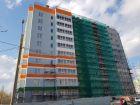 Ход строительства дома № 2 в ЖК АВИА - фото 17, Май 2021