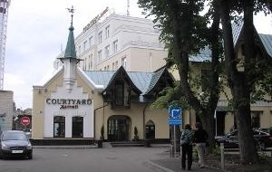 Гостиница Courtyard by Marriott Nizhny Novgorod City Center 4*