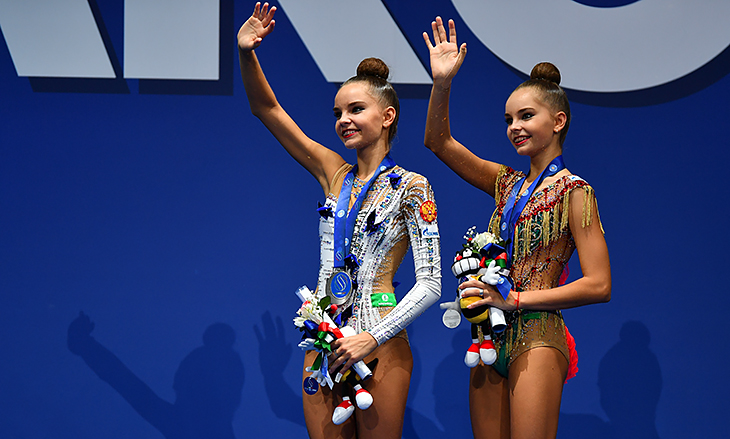 Первый камень в здание спортзала для гимнастики в Заволжье заложат Глеб Никитин и сестры Аверины