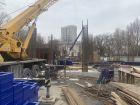 ЖК Гранд Панорама - ход строительства, фото 20, Март 2021