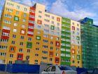 Ход строительства дома № 38 в ЖК Бурнаковский - фото 7, Апрель 2018