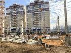 ЖК Горизонт - ход строительства, фото 3, Март 2020