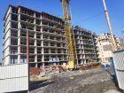 Ход строительства дома № 38 в ЖК Три Сквера (3 Сквера) - фото 28, Апрель 2021