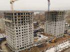 Ход строительства дома № 1 второй пусковой комплекс в ЖК Маяковский Парк - фото 38, Апрель 2021