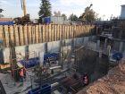 Ход строительства дома на Минина, 6 в ЖК Георгиевский - фото 58, Сентябрь 2020