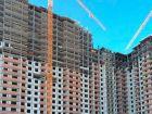 Ход строительства дома № 1 корпус 1 в ЖК Жюль Верн - фото 89, Февраль 2016