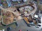 Ход строительства дома № 1 в ЖК Огни Автозавода - фото 29, Апрель 2021