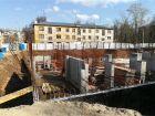 Жилой дом: ул. Страж Революции - ход строительства, фото 217, Апрель 2018
