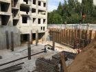 Ход строительства дома № 3 в ЖК Солнечный - фото 45, Сентябрь 2017