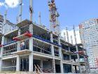 ЖК Горизонт - ход строительства, фото 60, Июль 2020