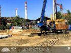 Ход строительства дома Литер 1 в ЖК Рубин - фото 50, Июль 2019