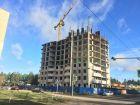 Жилой дом Звездный - ход строительства, фото 173, Октябрь 2018