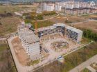 ЖК Открытие - ход строительства, фото 46, Апрель 2020