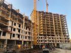 Ход строительства дома ул. Мечникова, 37 в ЖК Мечников - фото 24, Ноябрь 2019
