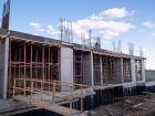 Ход строительства дома № 2 в ЖК Книги - фото 2, Апрель 2021