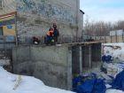 Ход строительства дома № 67 в ЖК Рубин - фото 101, Февраль 2015