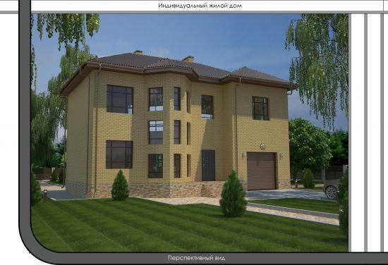 Коттеджи 210 м² 210 м² 210, КП Северная Гардарика - планировка