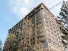 Комплекс апартаментов KM TOWER PLAZA (КМ ТАУЭР ПЛАЗА) - ход строительства, фото 93, Май 2020