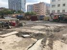 Ход строительства дома Секция 1 в ЖК Гвардейский 3.0 - фото 61, Май 2020