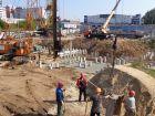 ЖК Олимпийский - ход строительства, фото 185, Сентябрь 2018