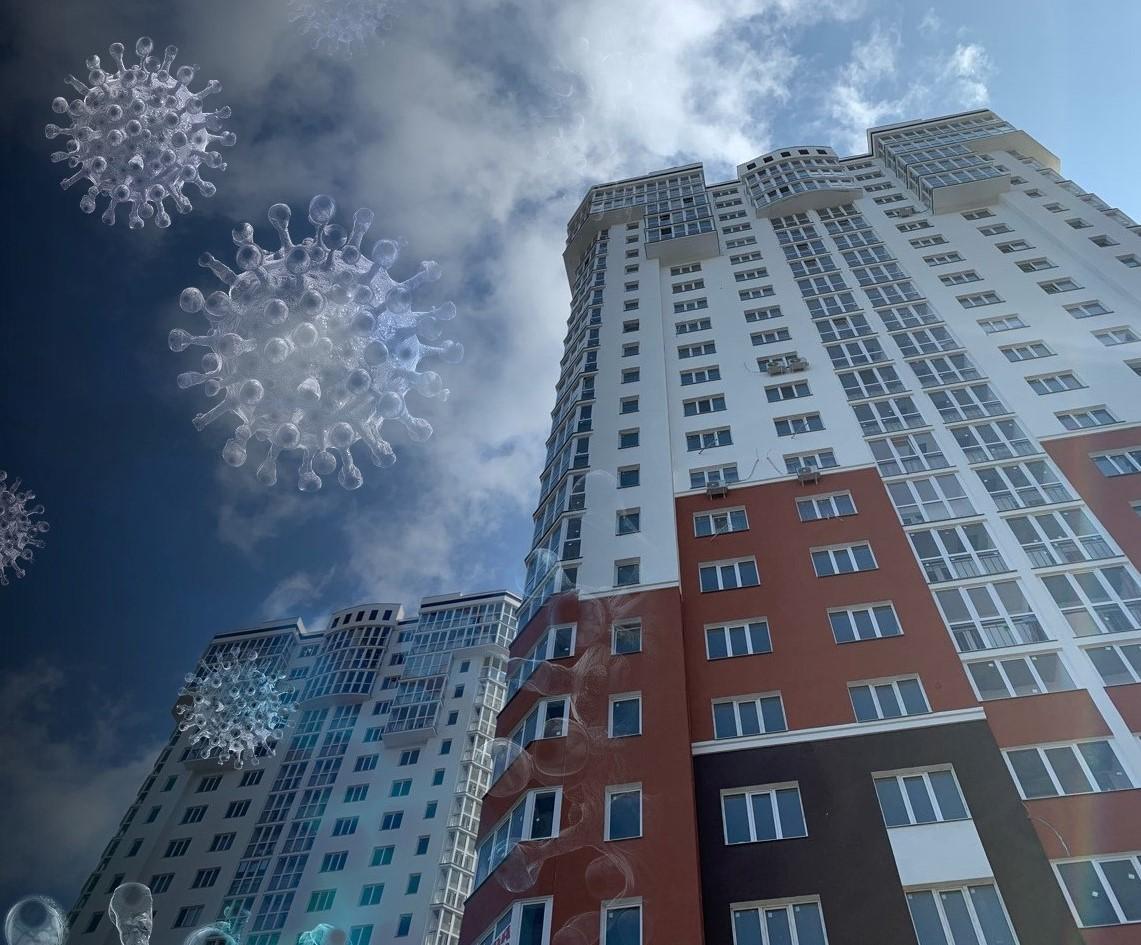 Статистика по-нижегородски: заболеваемость ковидом расти перестала, а цены на квартиры – нет - фото 1